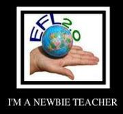 I'm A Newbie Teacher!