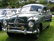 Borgward Owners Group