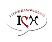 I LOVE HANOVERIANS