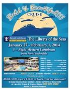 Bald and Beautiful Cruise 2014