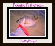 Female Fishermen