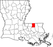 St. Helena Parish, LA