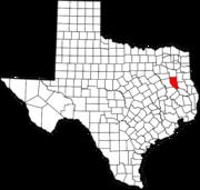 Cherokee County, TX