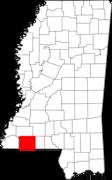 Amite County, MS
