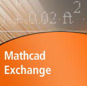 Mathcad Exchange