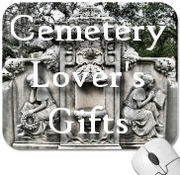 Cemetery Lovers Gifts