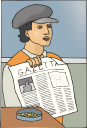Odd Genealogy Newspaper Headlines
