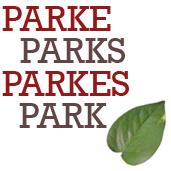 Parks/Parke/Park/Parkes Surname