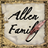 Allen Family Genealogy