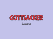 Gottsacker Family Group