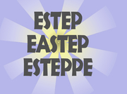Estep Esteppe Eastep Surnames