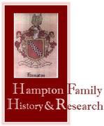 Hampton Family History & Research