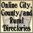 Online City, County, and…