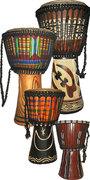 Percusión Africana ( Djembe, Dum Dum...)