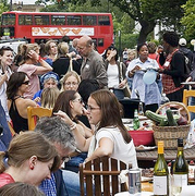 Big Lunch in Chestnuts Park