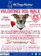 Valentine's Dog Walk - All Dogs Matter