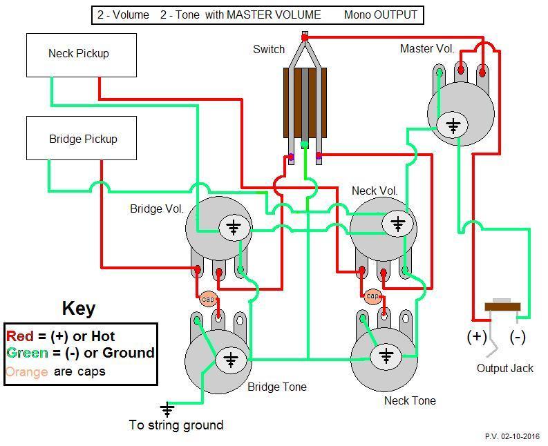 [DIAGRAM_5LK]  Rickenbacker 620 wiring mod - help please. - FRETS.NET | Rickenbacker Wiring Diagram |  | frets.net - Ning