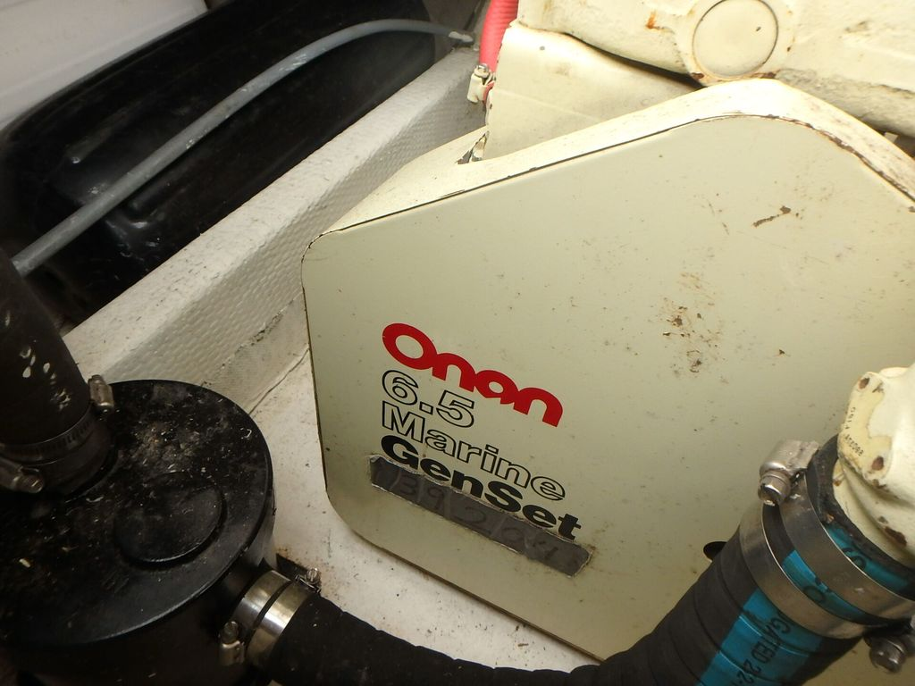 Onan generator won't start - Chris Craft Commander Club