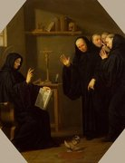 Prayer Group of St. Benedict for Help Against Evil & Aid in Spiritual Warfare