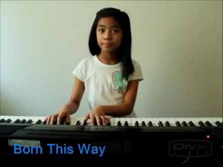 Born this Way - cover