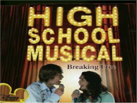 Breaking Free H.S. Musical