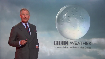 Prince Charles  weather forcaster