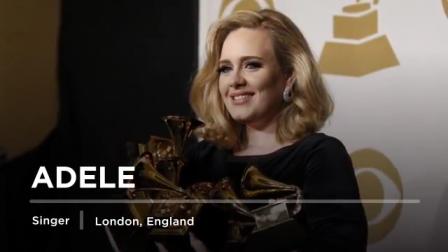 Adele Wins