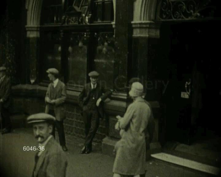 1920s Green Lanes Harringay - Reel 2