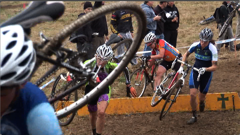 """Cyclocross Crusade - Alpenrose 2008 - """"Why You Double Crossin' Me?"""""""