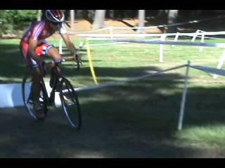 Bunny Hopping Cyclocross Barriors