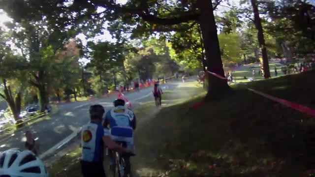 DCCX Tandem Race