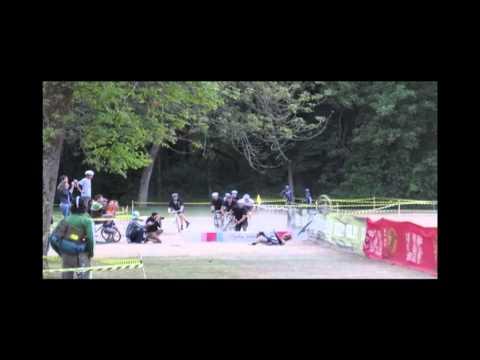 Joey Goes Big: Single Speed Eliminator Shoutout at Starcross 2011