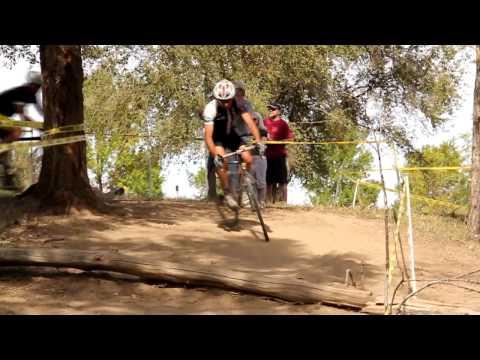 Cyclocross Crash 55+ Category