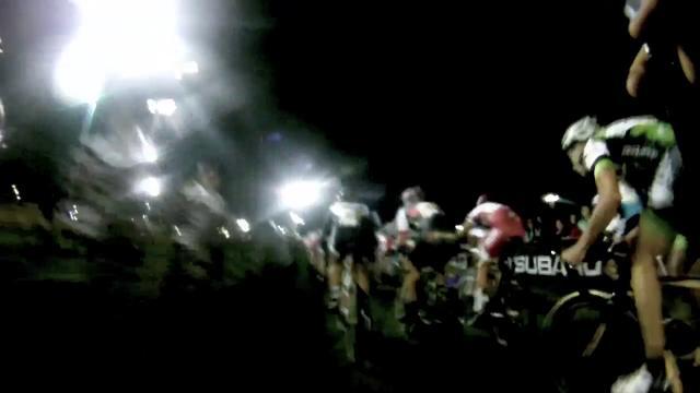 CrossVegas 2011 Pro Men First lap
