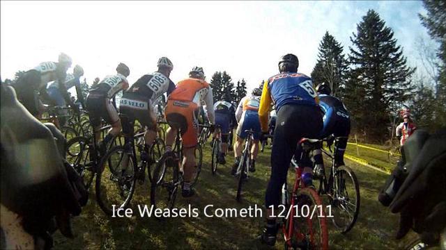 Ice Weasels Cometh 2011
