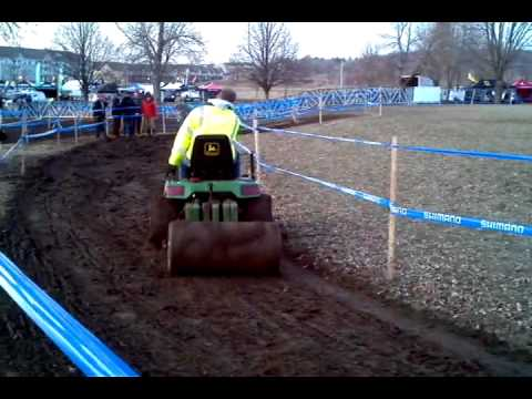 Smoothing out the Ruts at Cyclocross Nats