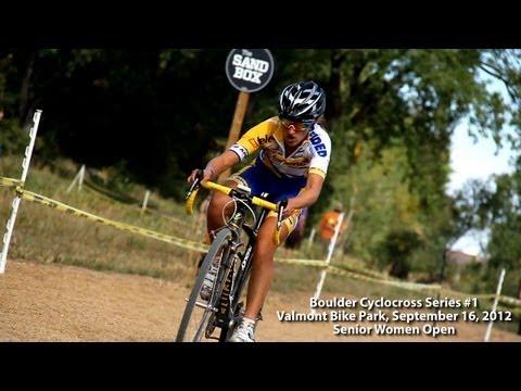 2012 Boulder Cyclocross Series #1 - Women