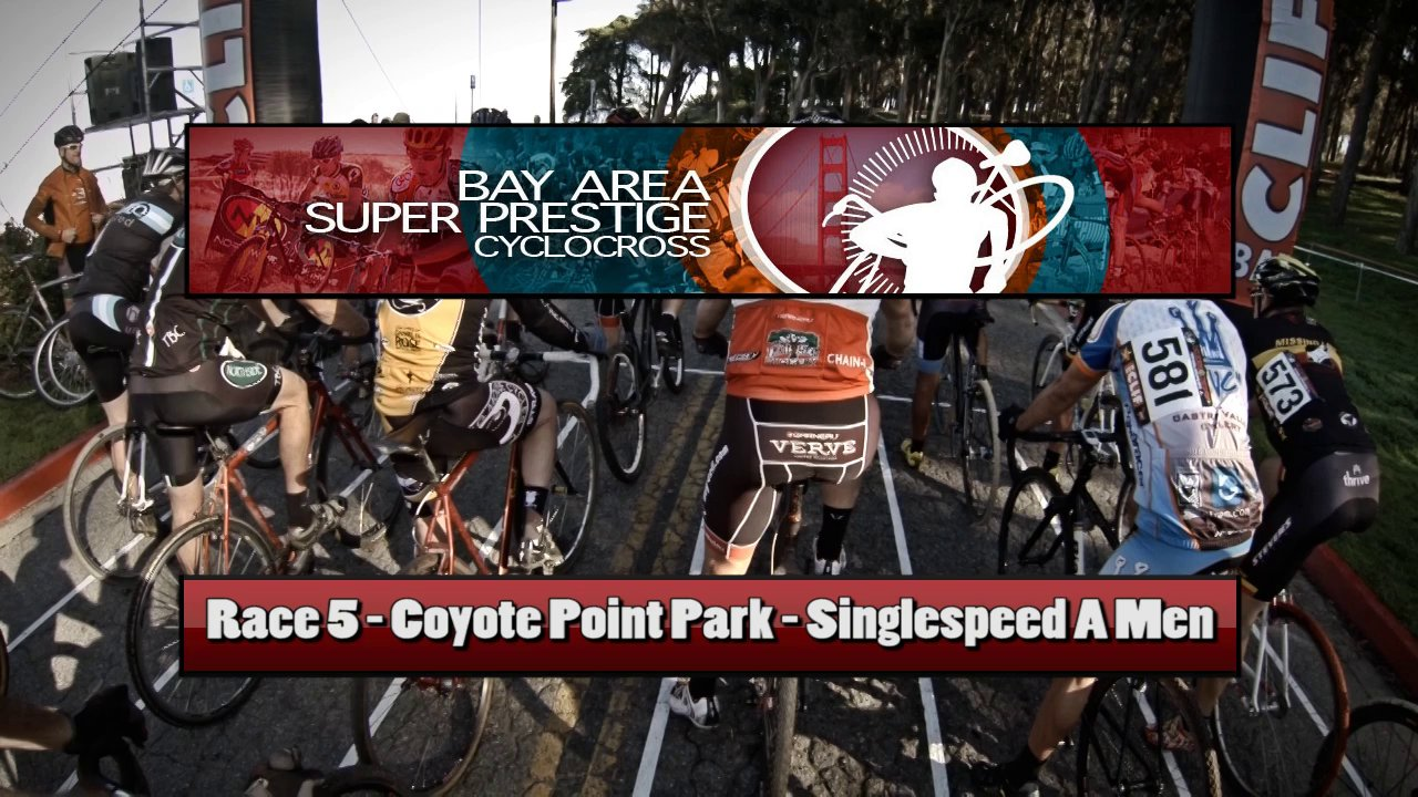 2012 Bay Area Super Prestige Series Race 5 - Singlespeed A Men