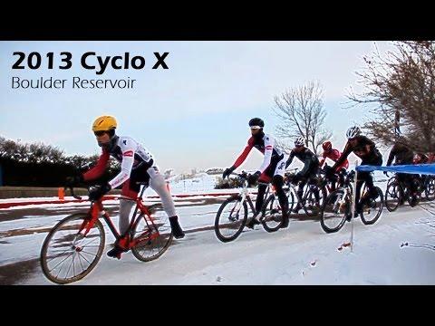 2013 Cyclo X Cyclocross Pro Men's Race