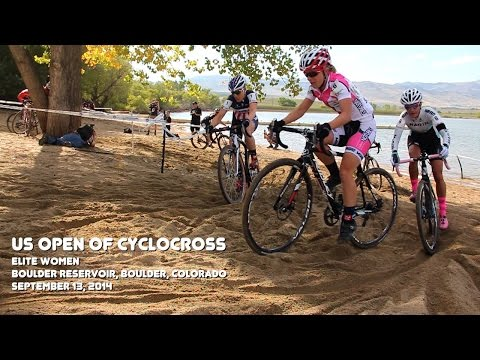 2014 US Open of Cyclocross - Elite Women
