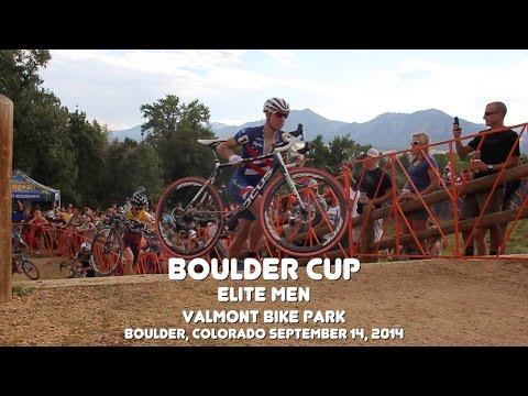 2014 Boulder Cup - Elite Men