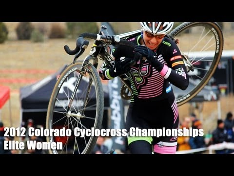 2012 Colorado Cyclocross Championships - Elite Women