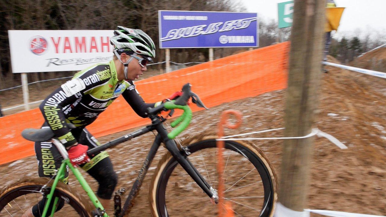 2014 JAPAN Cycle-Cross National Championships