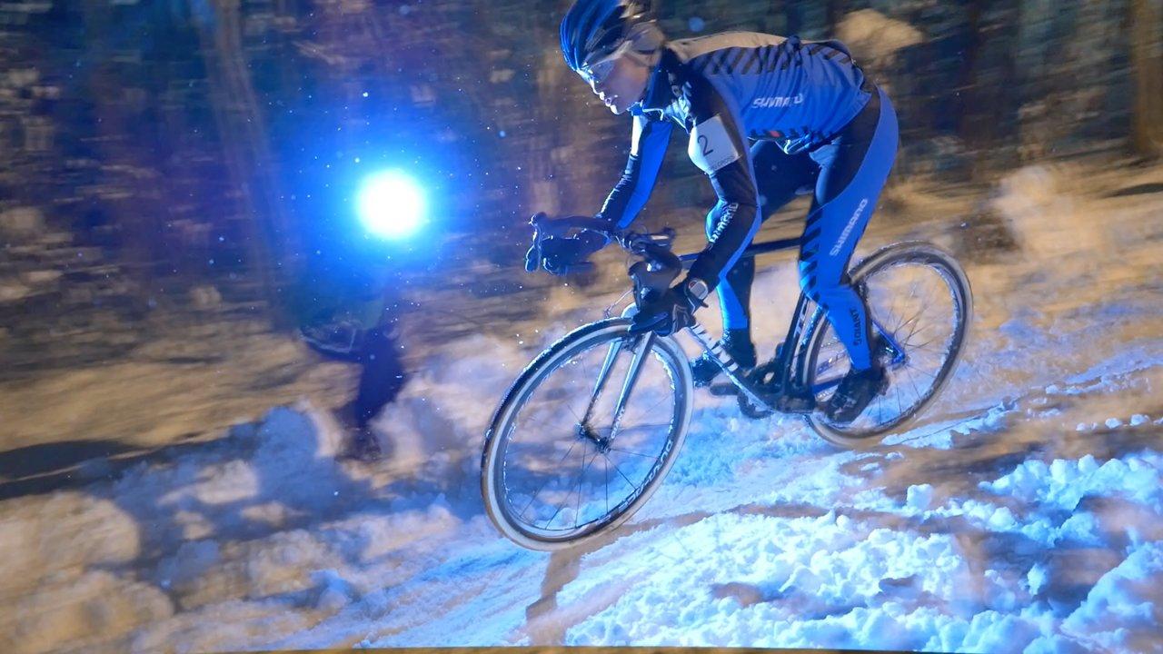 CCM14-15 #6,#7 Iiyama : Snowy Night Race!