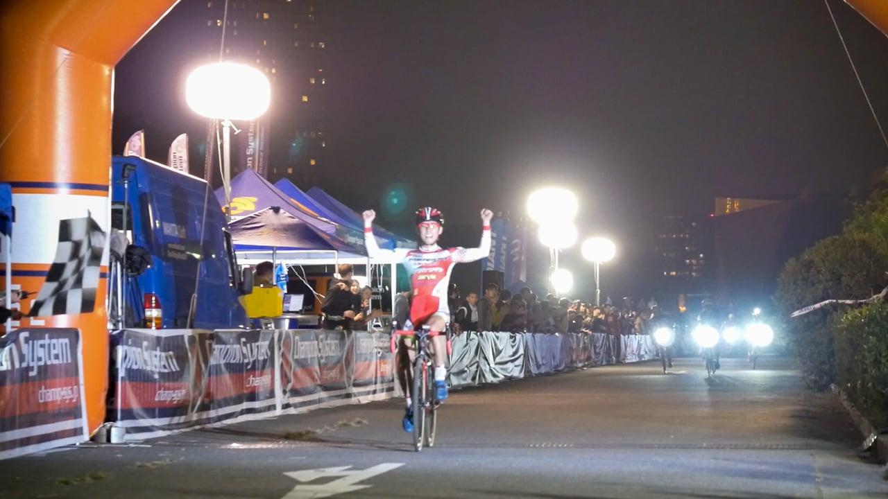 Starlight Cross: Night Cyclocross