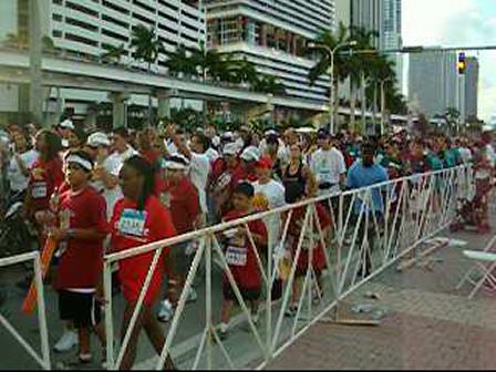 Mercedes Benz Corporate Run 2008