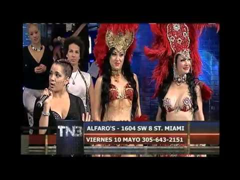 Sheenah en TN3 -  América TeVé