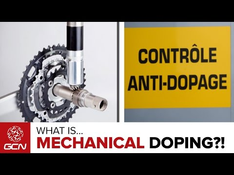 What Is 'Mechanical Doping'?