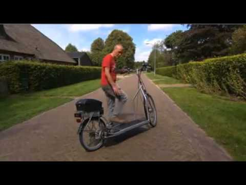 Treadmill Bicycle (Big Innovation)