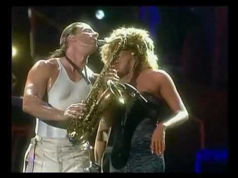 Tina Turner - Private Dancer [Live]